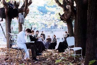 Scena del film Nardi e le psicotiche di Marco Bellocchio
