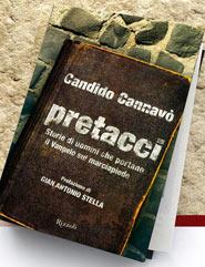 Copertina del libro Pretacci di Candido Cannavò