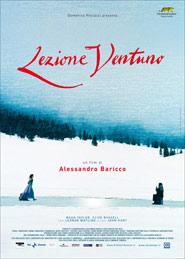Locandina del film Lezione 21 di Alessandro Baricco