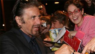 Al Pacino al Roma Film Festavial 2008