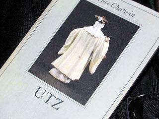 immagine della copertina di Utz