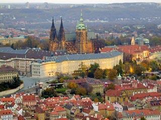 Foto della città di Praga