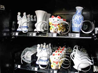 Statuine di porcellana
