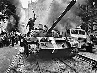 Foto della Rivoluzione di Primavera