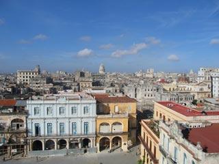L Avana a Cuba