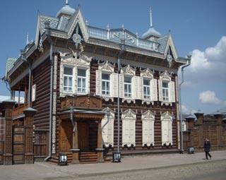 Irkutsk in Russia