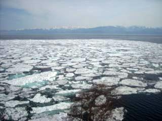 Lago Baikal in Russia