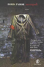 Copertina del libro Necropoli
