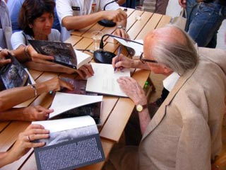 Pahor autografa libri
