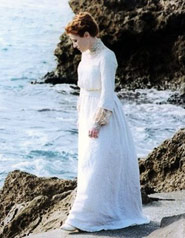 Vittoria Mori — Valeria Bruni Tedeschi nel film La balia