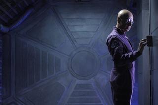 Un'immagine tratta dal film Dante 01 di Marc Caro
