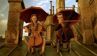 Un'immagine di Delicatessen di Marc Caro e Jean Pierre Jeunet