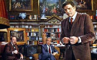 Una scena del film di Visconti