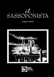Copertina de Il Sassofonista