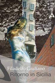 Copertina del libro Ritorno in Sicilia di Filadelfo Giuliano