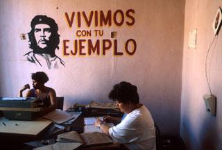 Foto della vita di Cuba