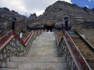 Tempio Gunjiin Sün ad Ulaanbaatar