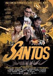 Locandina del film Santos di Nicolas Lopez