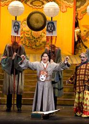 Turandot di Puccini