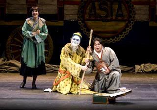 Rappresentazione della Turandot di Puccini