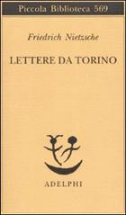 Copertina de Lettere da Torino