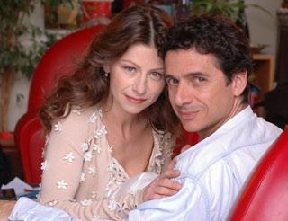 Amanda Sandrelli e Blas Roca Rey