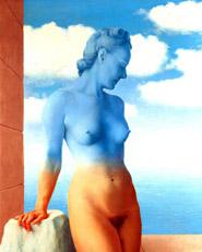 La magia nera di Magritte