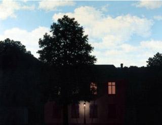 L impero delle luci di Magritte