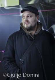 Il regista Franck Vestiel ospite al Science plus Fiction 2008 a Trieste con il film Eden Log