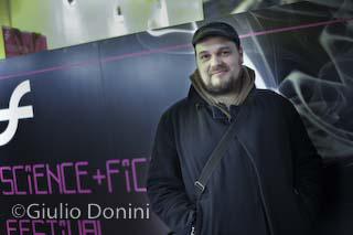 Il regista Franck Vestiel ospite al Science plus Fiction 2008  a Trieste col film Eden Log