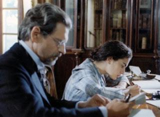 Annetta e  Ennio Mori in La balia di Marco Bellocchio interpretati da Maya Sansa e Fabrizio Bentivoglio