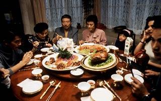 Mangiare bere uomo e donna di Ang Lee 1994