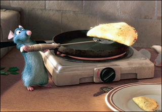 Ratatouille Walt Disney