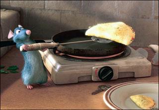 Ratatouille Walt Disney