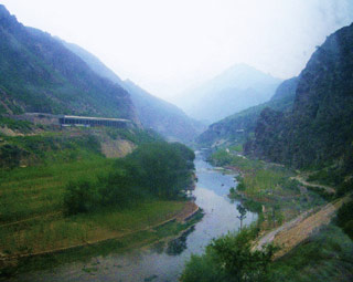 Vallata in Cina