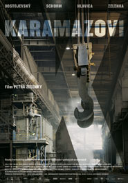 Locandina del film Karamazov