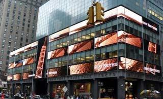 Lehman Brothers a New York