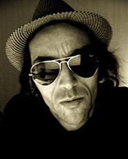 Il disegnatore Gianni Pacinotti in arte Gipi