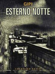 Copertina di Esterno Notte del disegnatore Gianni Pacinotti in arte Gipi