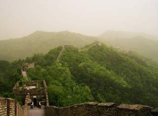 Cronache Transiberiane — La Grande Muraglia cinese