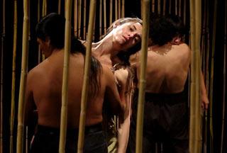 Odissea di Cesar Brie e Teatro de Los Andes