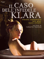 Locandina dle film Il caso dell'infedele Klara