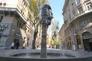 Viale XX settembre a Trieste