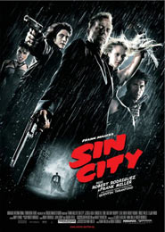 Locandina di Sin city