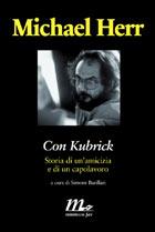 Copertina del libro Con Kubrick