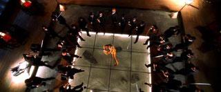 Scena tratta da Kill Bill Vol. 1