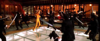 Scena tratta da Kill Bill