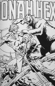 copertina Jonah Hex