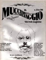Copertina de Il Mucchio Selvaggio 1978