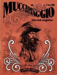 Copertina de Il Mucchio, 1978